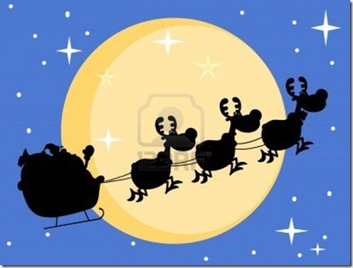 7849331-silhouette-of-santa-and-a-reindeers-flying-in-moon