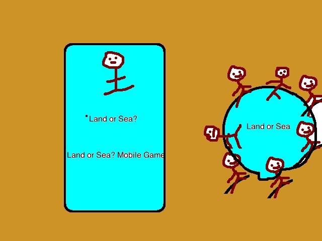 Land or Sea?