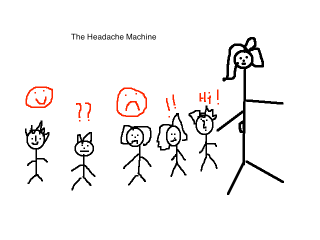 Headache machine