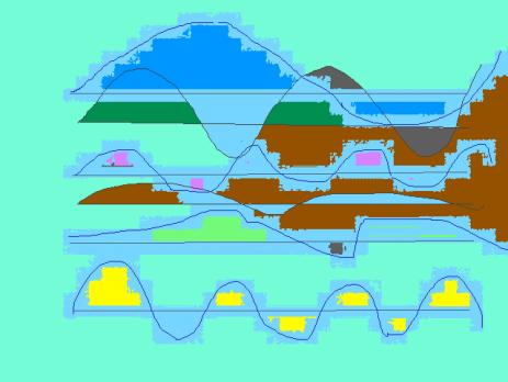 sinusoidal sleep waves