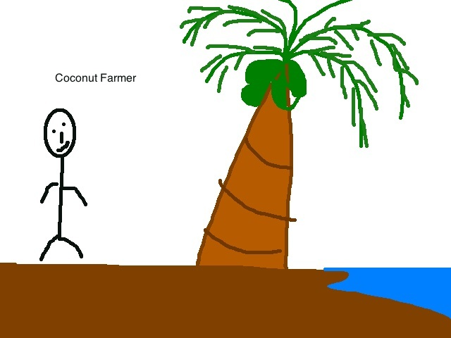 coconut farmer