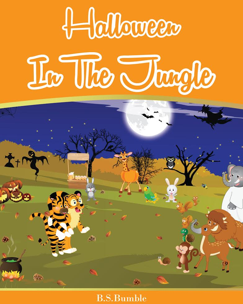 Halloween In The Jungle