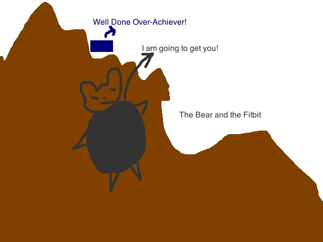 The Bear and the Fitbit