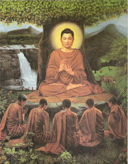 Buddha's disciples