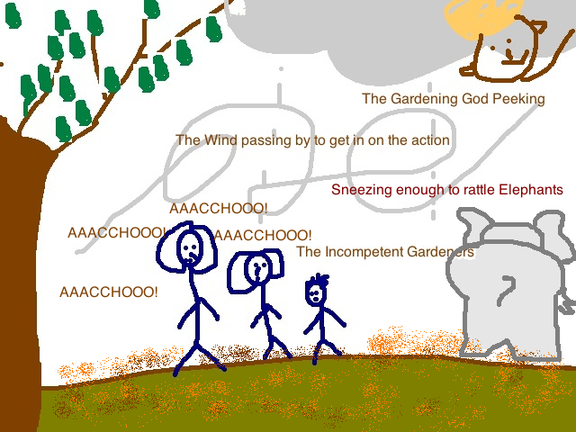 The Incompetent Gardeners