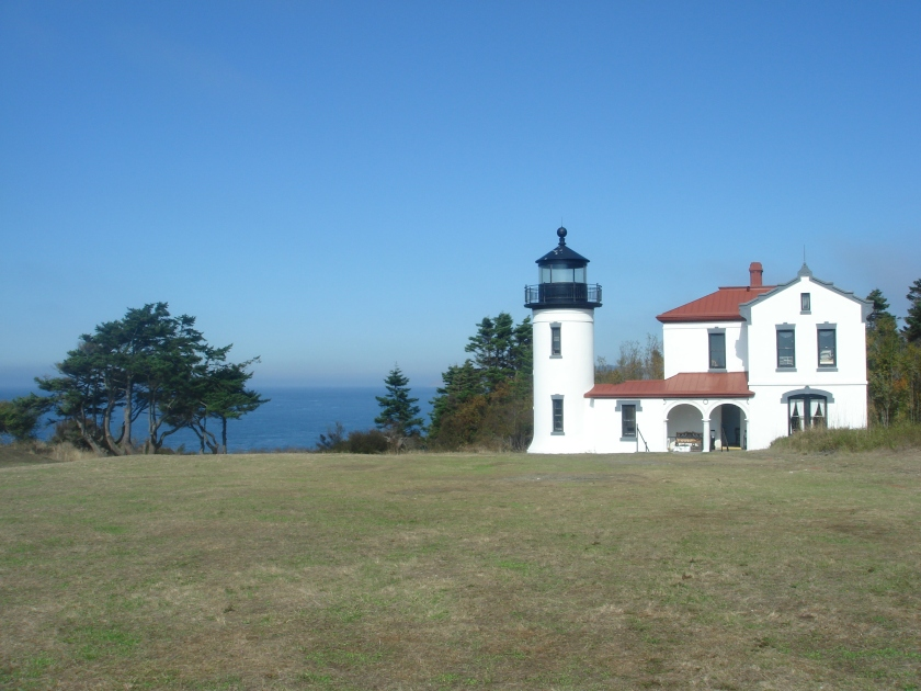 Lighthouse : image Source: commons.wikimedia.org through Google Search