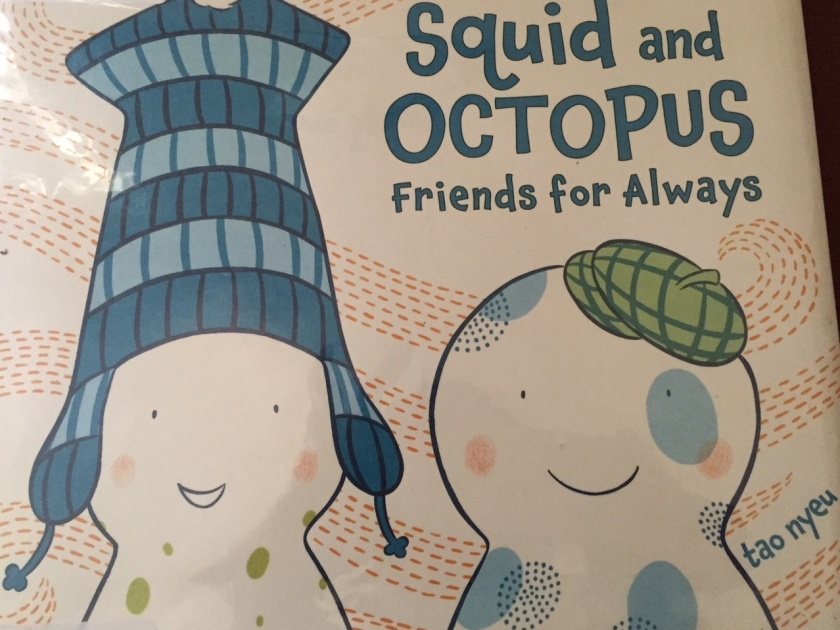 Squid and Octopus : By Tao Nyeu