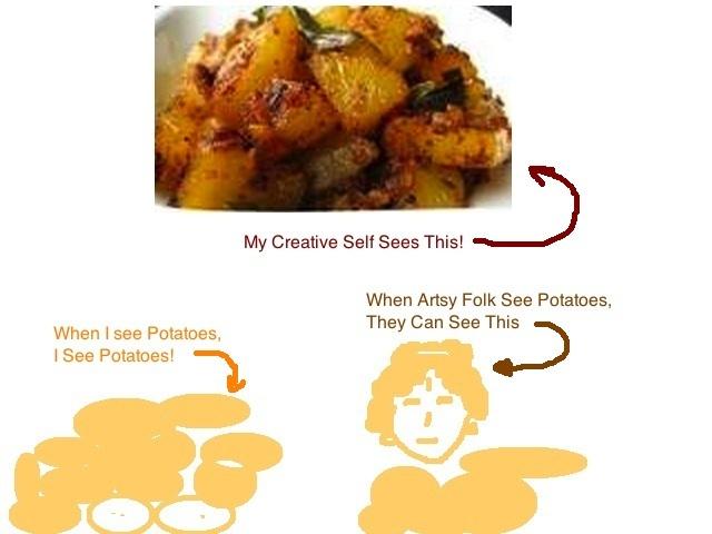 The Creative Potato