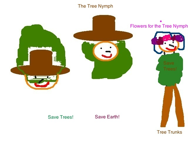 How to make a Tree Costume