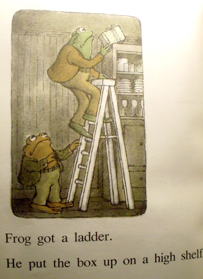 FrogAndToad-ladder