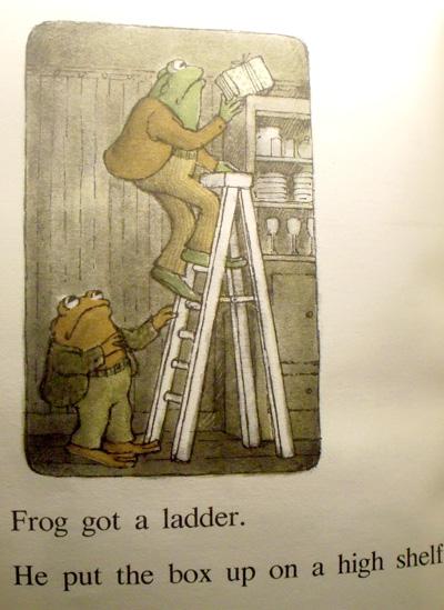 FrogAndToad-ladder