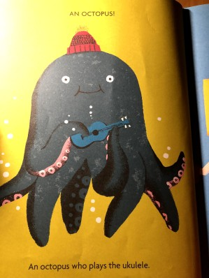 Also an octopus : or, A little bit of nothing / Maggie Tokuda-Hall ; illustrated by Benji Davies