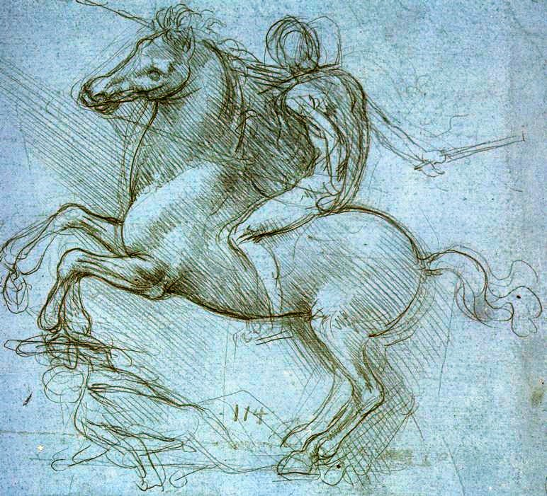Study_for_the_Sforza_Monument